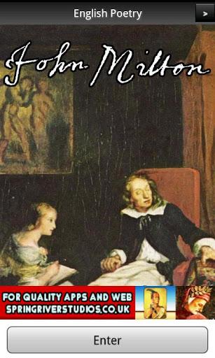 John Milton - Paradise FREE
