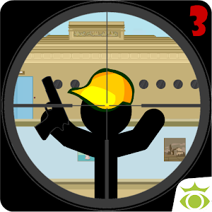 Stickman sniper 3 for PC and MAC