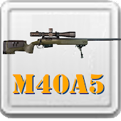 Weapon Sounds: M40A5