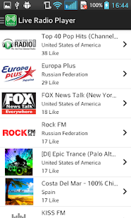 World Radio FM + Music Record, News, Events Cast- screenshot thumbnail