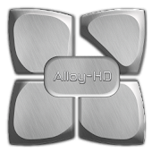 AlloyHD Next Launcher Theme 3D