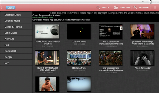 vMusic - free music in videos - screenshot thumbnail