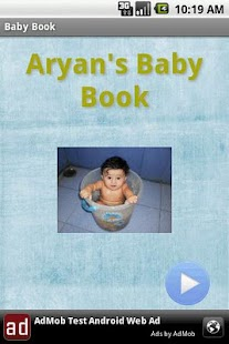 Baby book - screenshot thumbnail