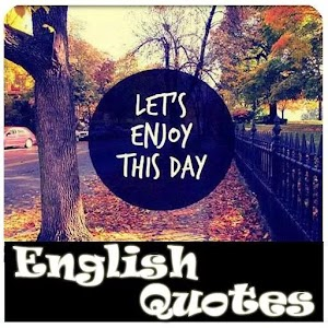 English Quotes for PC and MAC