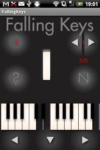 Falling Keys- screenshot thumbnail
