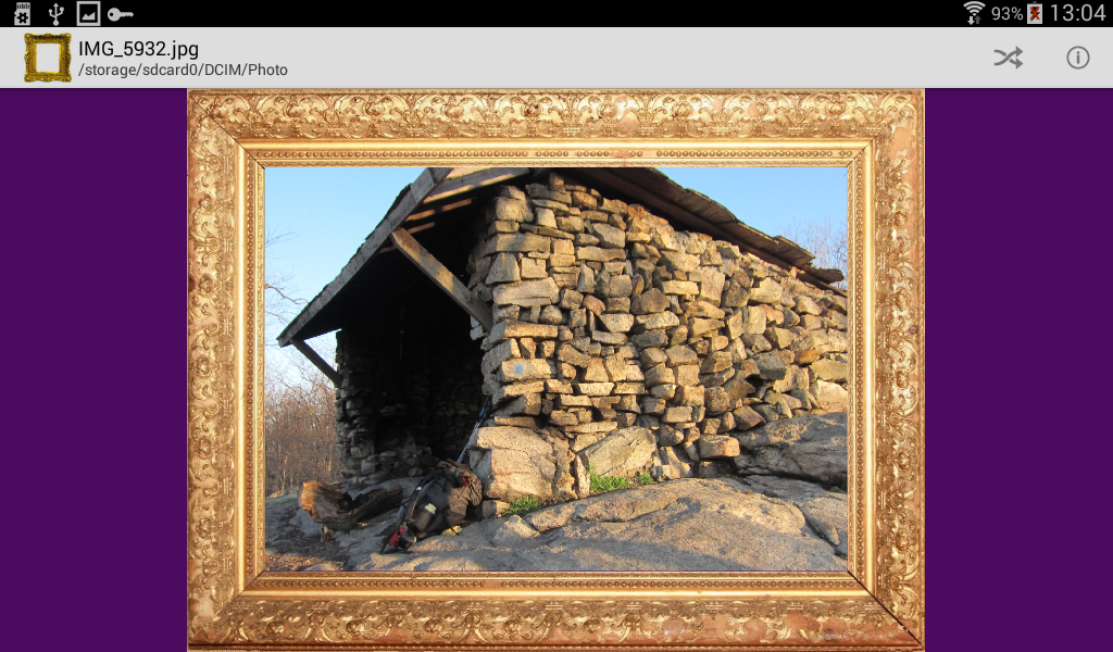 Image viewer exercise- screenshot