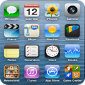 New iPhone 5 Live Wallpaper icon