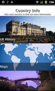 England Travel Guide - screenshot thumbnail