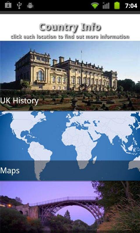 England Travel Guide- screenshot
