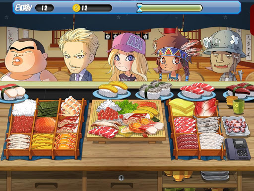 Sushi House - cooking master  screenshots 13
