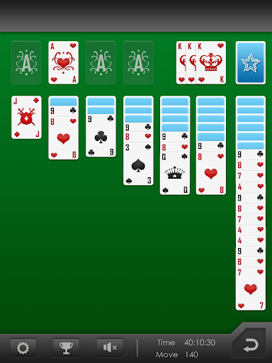 纸牌游戏免费 Solitaire Crystal