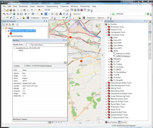 Mapit GIS - Map Data Collector & Measurements 6.9.2Core screenshots 15