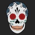 Funky Skull Atom theme (Free) icon