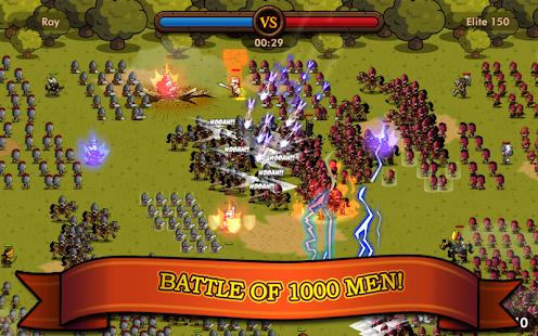 Mini Warriors Screenshot 28