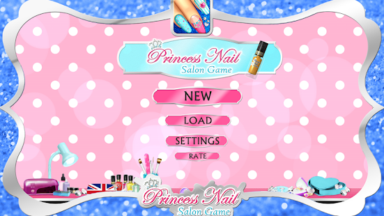 Princess Nail Salon Game Apps On Google Play