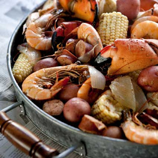 Mike Lata's Frogmore Stew
