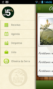 Receitas 15qb - screenshot thumbnail