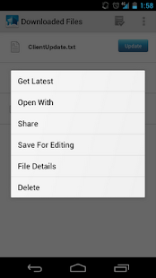 CrashPlan PRO - screenshot thumbnail