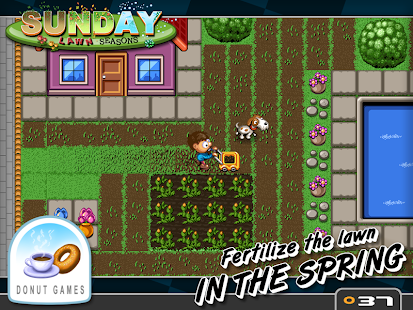 Sunday Lawn Seasons- screenshot thumbnail