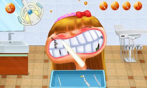 A Mouse-牙醫:美白牙齒 Free