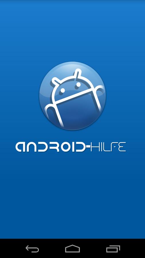 AH App (Android-Hilfe.de)- screenshot