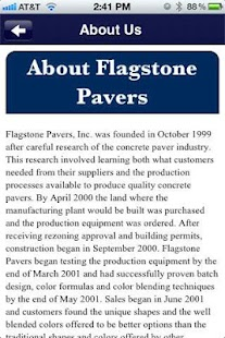 Flagstone Pavers- screenshot thumbnail