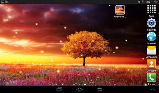 Awesome-Land Live wallpaper HD : Grow more trees 3.3.8 screenshots 13