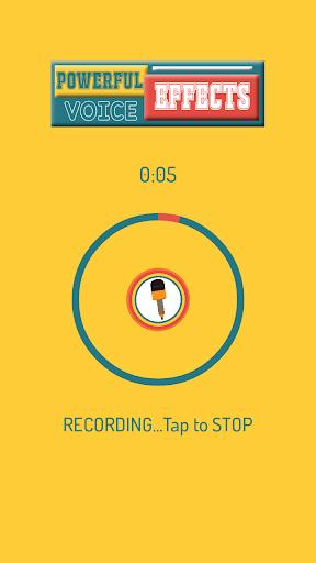 功能强大的语音效果|玩音樂App免費|玩APPs