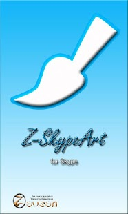 Z - SkypeArt for Skype - screenshot thumbnail