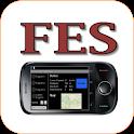 FES Cycling Controller logo
