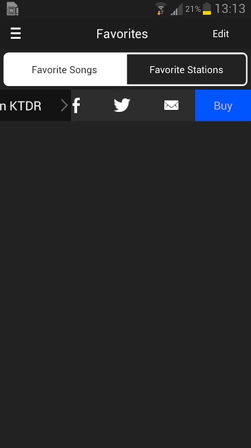 R Communications - screenshot