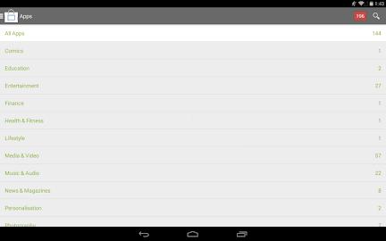 Cast Store for Chromecast Apps Screenshot 26