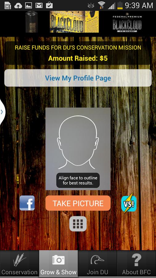 Beards for Conservation - screenshot