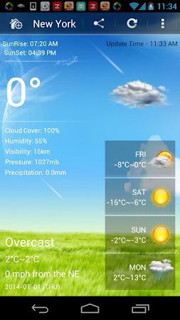 Weather Ultimate 1.6.3 screenshot 7039