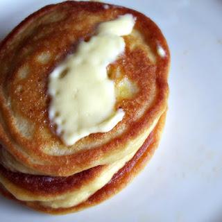 Fluffly Coconut Flour Pancakes