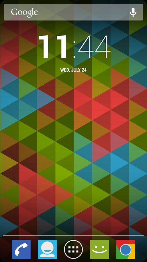 Shape Swap LWP - screenshot