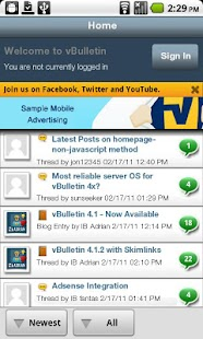 Wake9.com Community - screenshot thumbnail