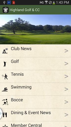 Highland Golf Country Club