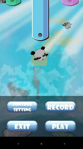 【免費休閒App】Panda Roll-APP點子