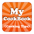 My Cook Book : Cooking Tips! icon