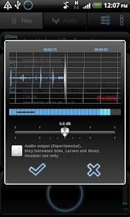 RecForge Pro - Audio Recorder- screenshot thumbnail