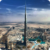 Burj Khalifa Live Wallpaper
