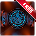 Disco lights Free lwp icon