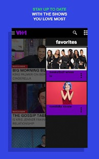Watch VH1 TV - screenshot thumbnail