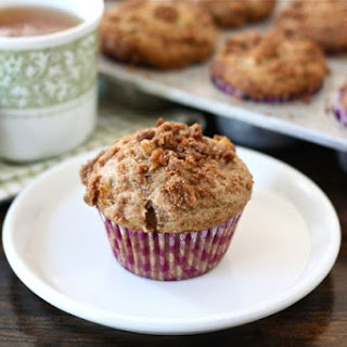 Apple Cinnamon Crumb Muffins