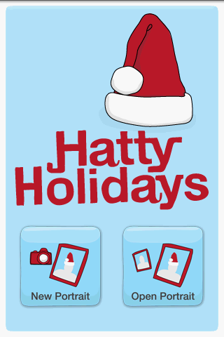Hatty Holidays- screenshot