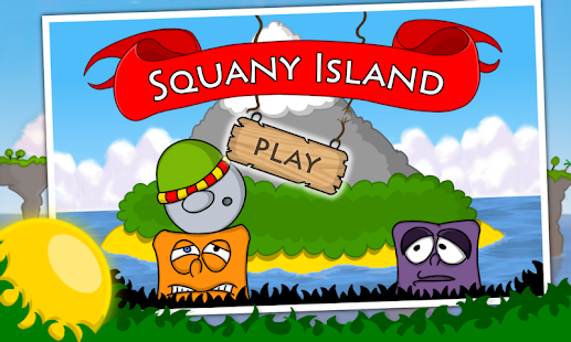 Adventure on the Squany Island