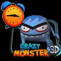 Crazy Monster 3D HD lwp