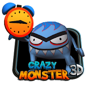 Crazy Monster 3D HD lwp