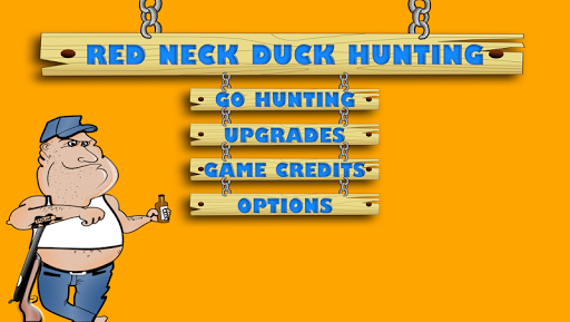 Red Neck Duck Hunting